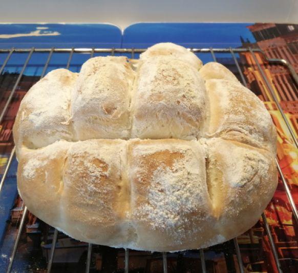 Pan rápido