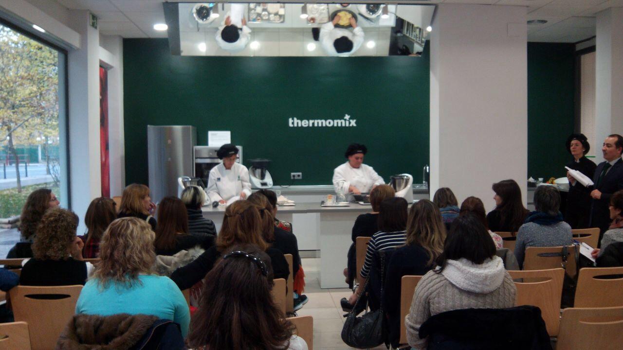 EXPERIENCIA GASTRONOMICA Thermomix®