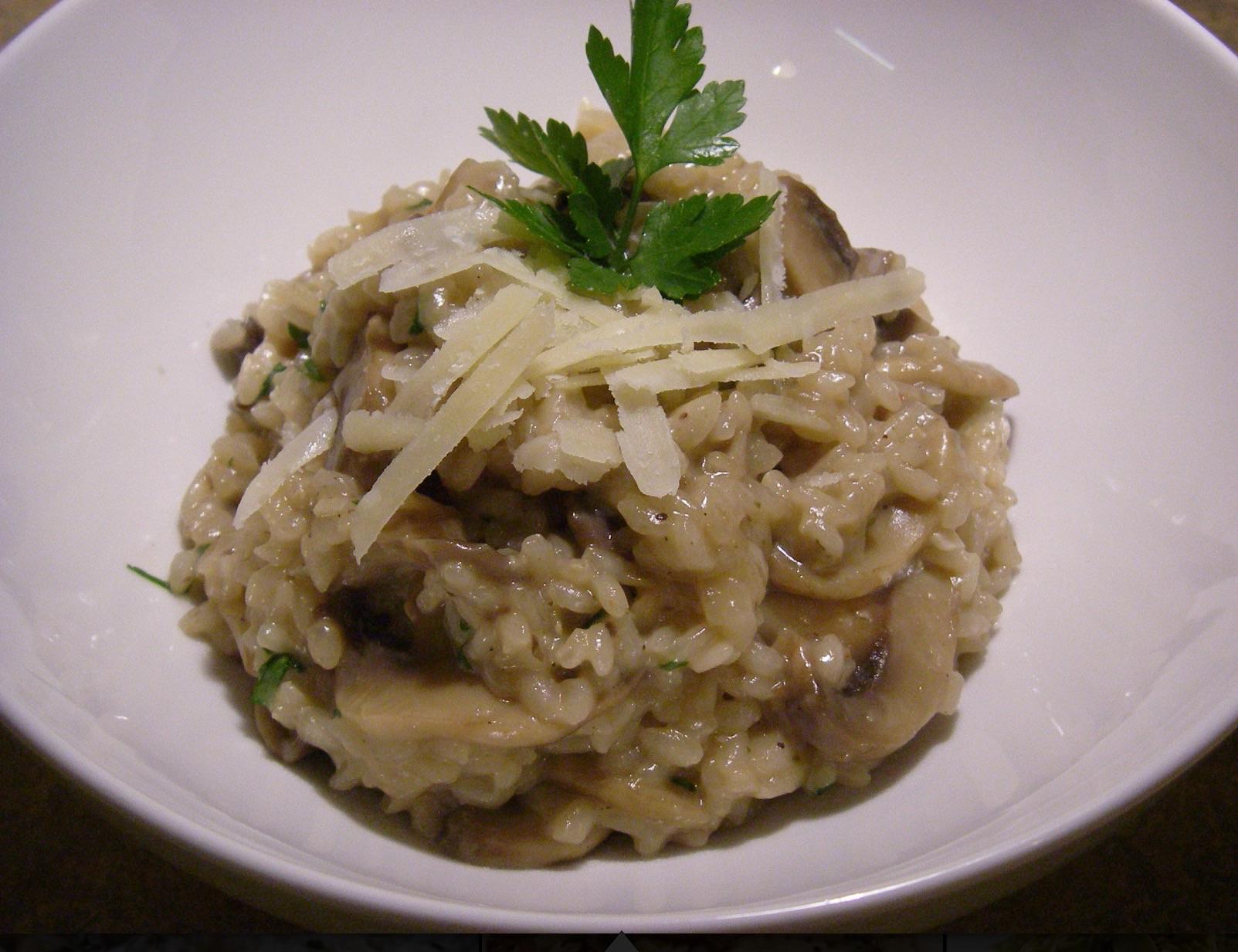 Conviértete en un chef con este Risotto!!!
