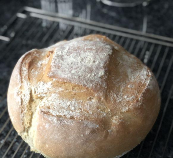 El pan en tiempo confinamiento
