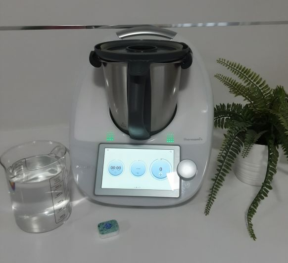 Limpiar vaso Thermomix®