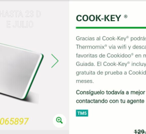CONSIGUE TU COOKEY POR TAN SOLO 49 EUROS ,AHORRO DE 70 EUROS!!!!