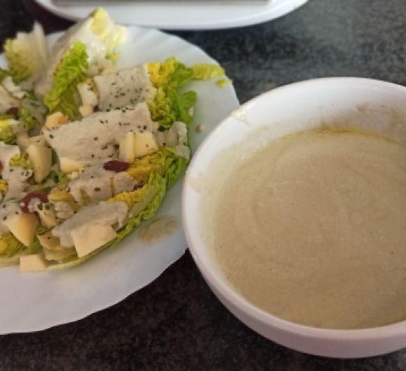 Salsa roquefort (endivias, cogollos..)