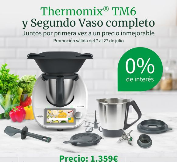 TM6 CON SEGUNDO VASO