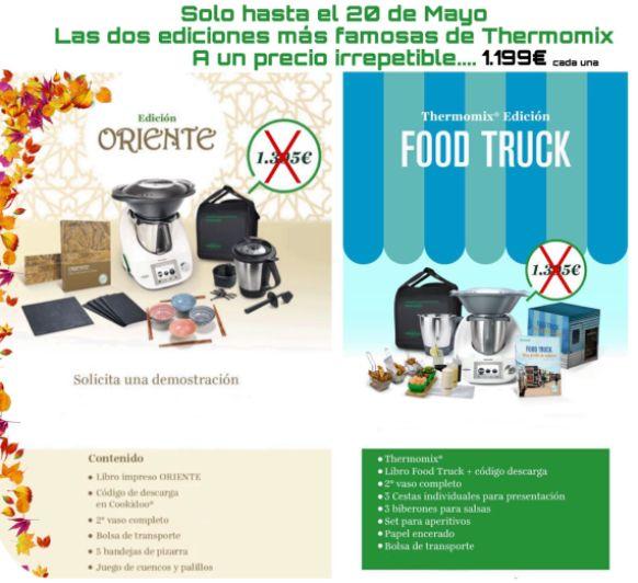 Oferta en Thermomix®