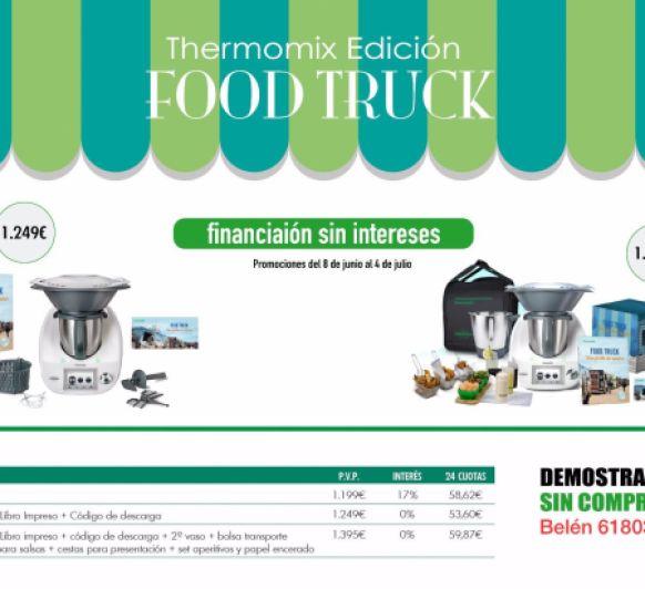 Nueva Edición Thermomix® Food-Truck con Financiación al 0% ¡Sin Intereses!