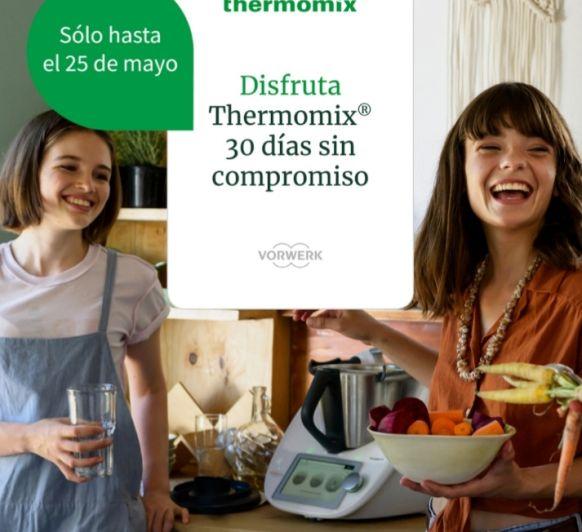 ENHORABUENA!!!!!! AL OBTENER UN Thermomix® ANTES DEL 25 DE MAYO TENDRAS 50EUROS GRATIS EN LA TIENDA ONLINE DE Thermomix® !!!!!!SI,,,,SI GRATISSS!!!