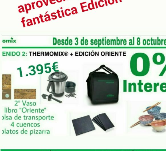 Financia tu Thermomix® Sin Pagar Intereses 0%