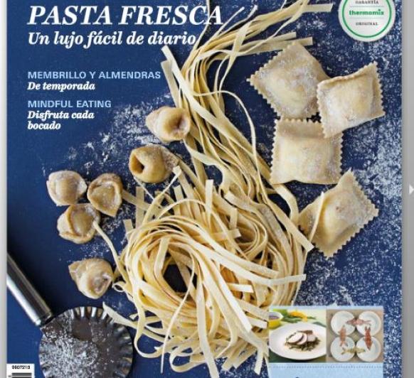 Nueva Revista Octubre Thermomix® Magazine n/108