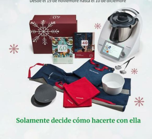 Regalate Thermomix® . Ahora sin intereses
