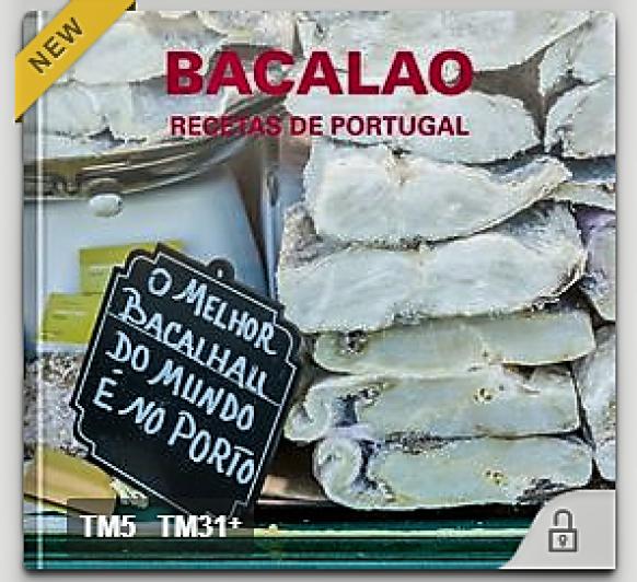 Nuevas recetas de Bacalao en Cookidoo