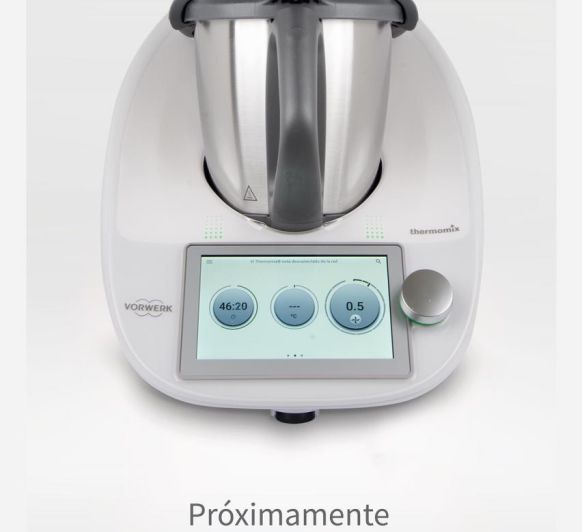 Llega la Nueva Thermomix® TM6