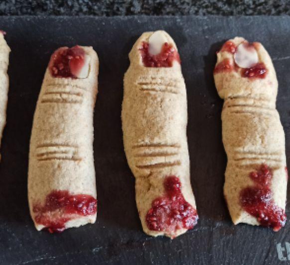 Dedos Sangrientos (Halloween)