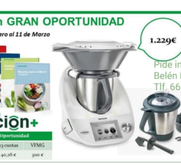 Thermomix® GRAN Oportunudad